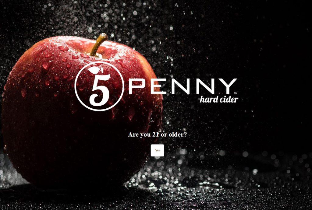 5 Penny Hard Cider