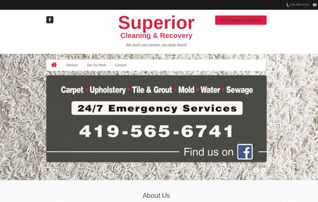 Superior Cleaning & Recovery