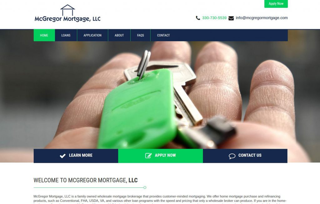 McGregor Mortgage, LLC