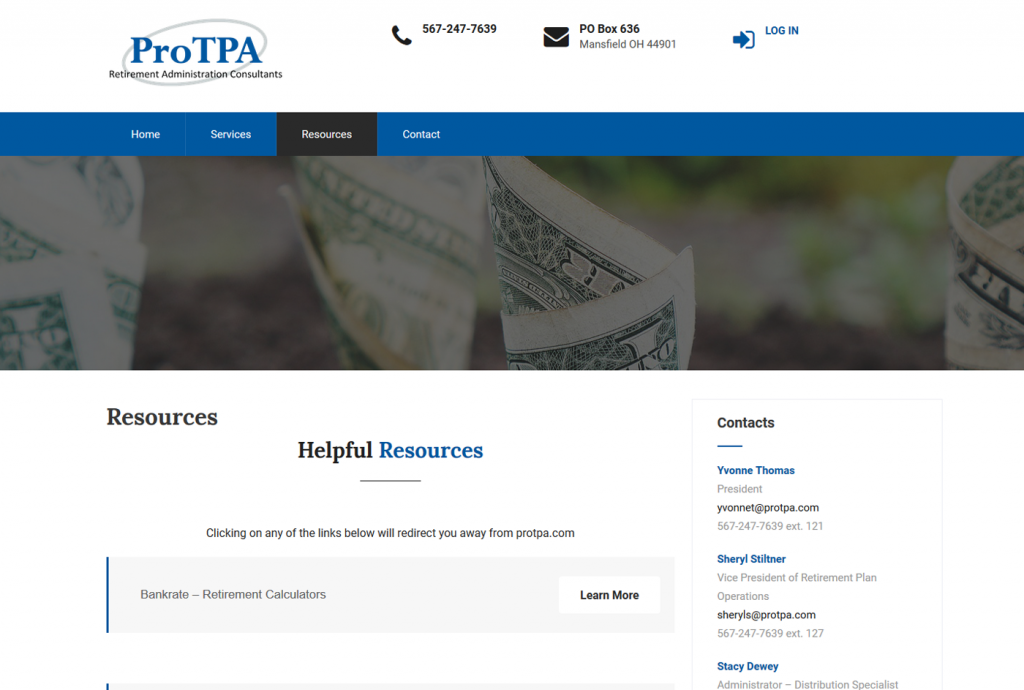 ProTPA - Resources