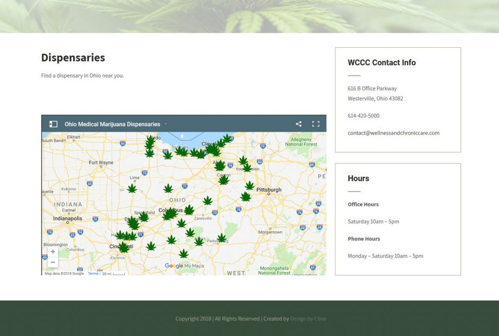 Wellness & Chronic Care Clinic - dispensaries