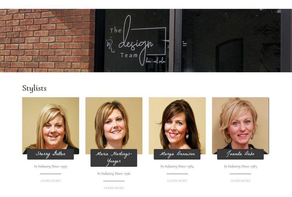 The Design Team - Hair & Nail Salon - stylists
